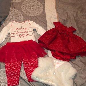 Baby Girl Christmas Bundle